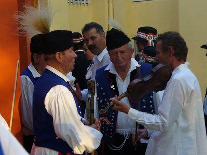 Hagyományőrző Néptánc Együttes tevékenysége