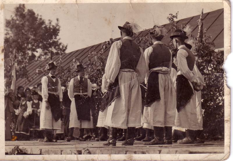 Szili Hagyományőrző Néptánc Együttes története