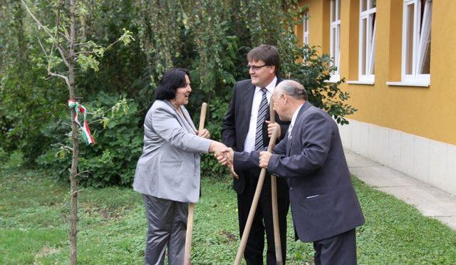 Iskola avató 2010