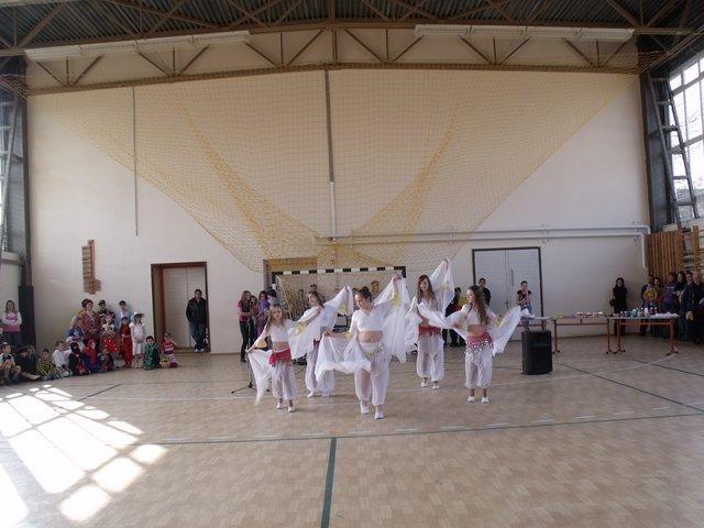 Iskolai farsang 2011