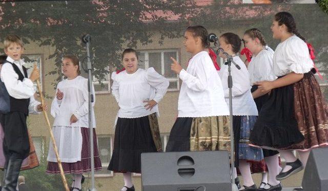 Csehországi néptáncos turné 2010