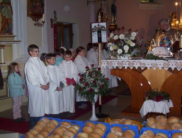 Szent Erzsébet ünnepe 2011