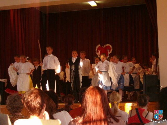 Tánciskolai évzáró 2008