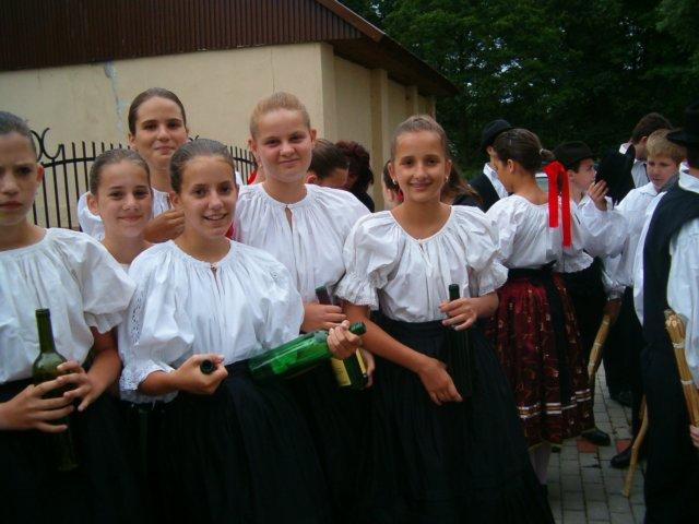 Néptáncosok turnéja Lengyelországban