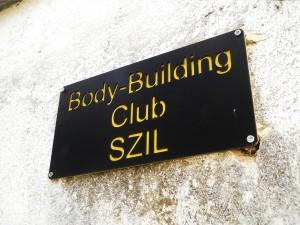 Body Building Club